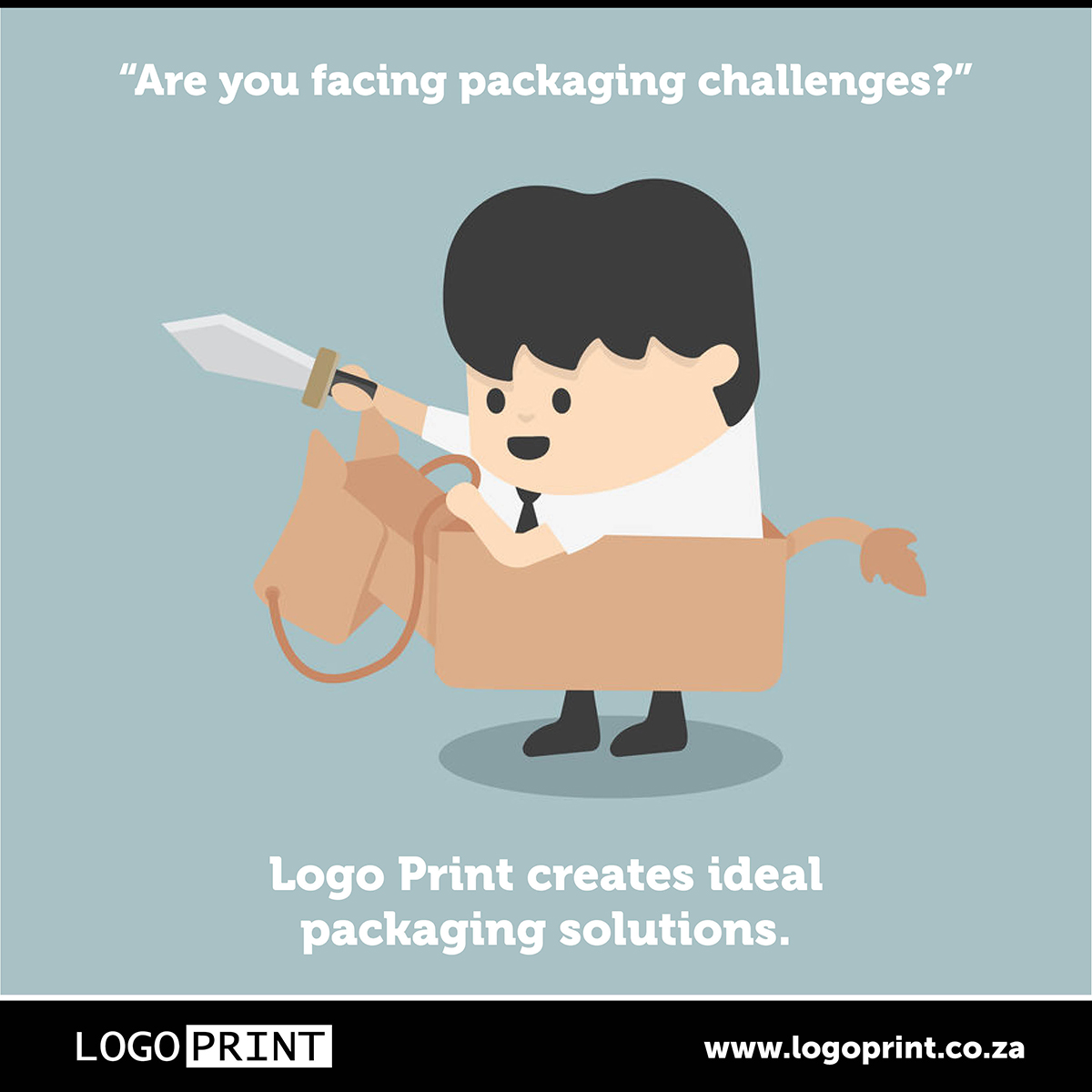 packaging solutions from Logo Print
