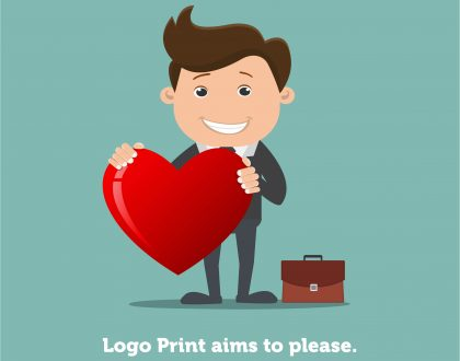 What's not to love at Logo Print?