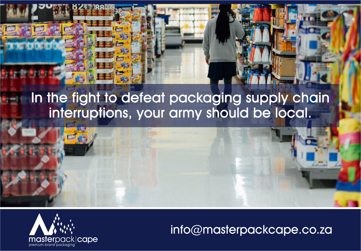 Defeat packaging supply interruptions